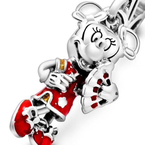 Pandora Disney Minnie Mouse Dangle Charm