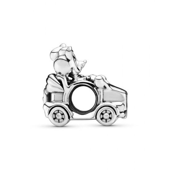 Pandora Disney Minnie Mouse & Mickey Mouse Car Charm