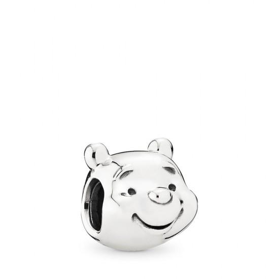 Pandora Disney, Winnie the Pooh Portrait Charm