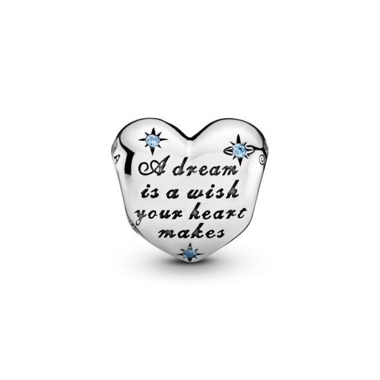 Pandora Disney Cinderella's Dream Heart Charm