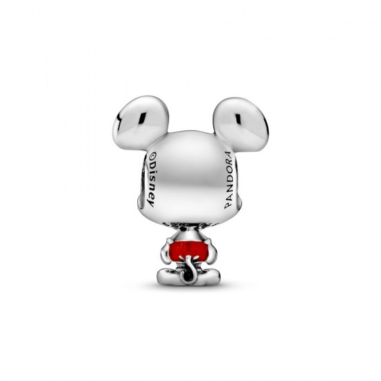 Pandora Disney Mickey Mouse Red Trousers Charm