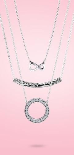 Pandora Necklaces Category