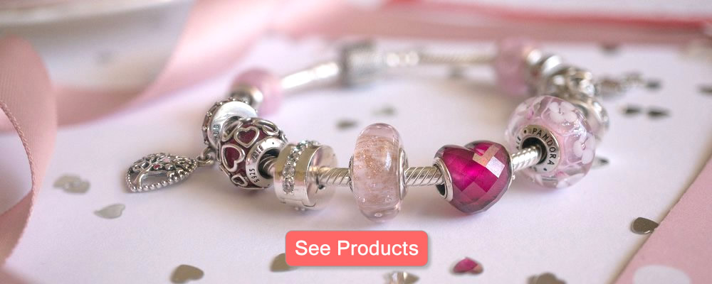 Products of Pandora Bracelets