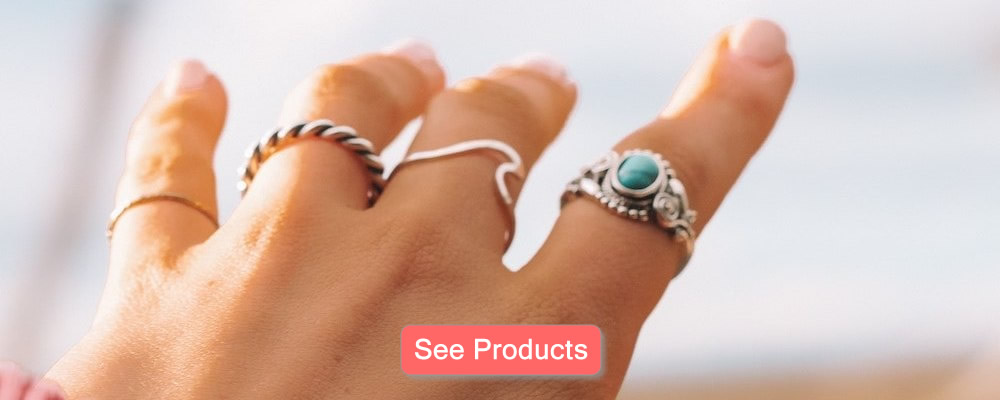Products of Pandora Rings